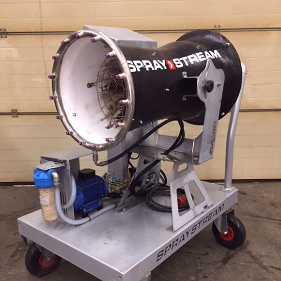 AQUACO Gebrauchtmaschine SPRAYSTREAM Trolley 25i