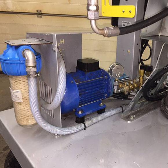 Aquaco Gebrauchtmaschine Trolley 25i