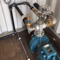 Lösungen zur Beregnung Pumpstation