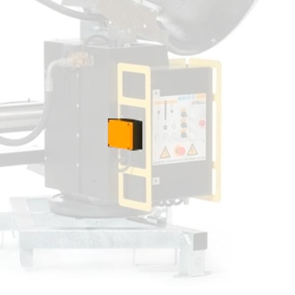 Staubbindemaschine Zubehör Fernbedienung