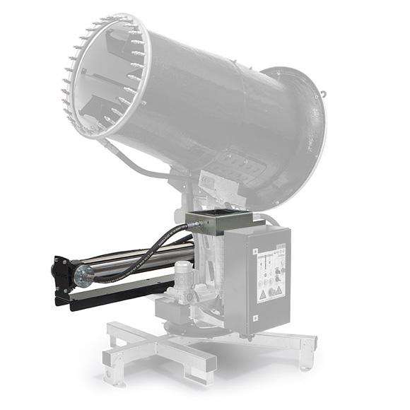 Staubbindemaschine Zubehör Stärkere Pumpe