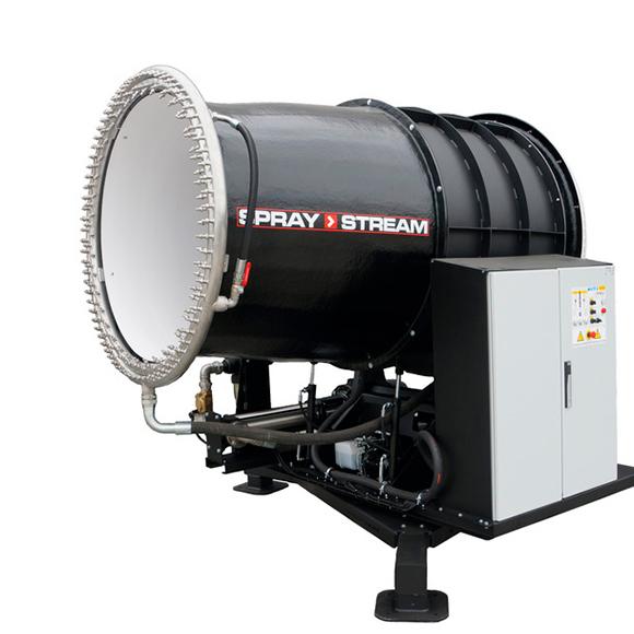SPRAYSTREAM-Staubbindemaschine 150i von AQUACO